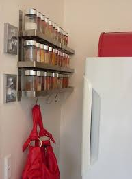 Wall Mounted Spice Rack Ikea 13 Best Spice Storage Images On Pinterest Spice Racks Spice