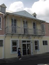 georgian caribbean architecture