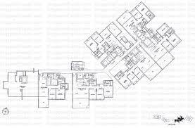 Silver Towers Floor Plans by Silversea Floor Plans