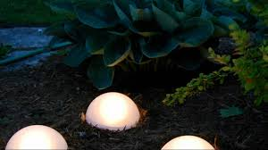 Landscaping Lights Solar Solar Powered Landscape Lighting Ideas