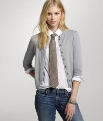 a woman can rock a tie just as well also women u0027s style