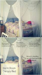 Draped Ceiling Bedroom Sleep In Absolute Luxury With These 23 Gorgeous Diy Bed Canopy