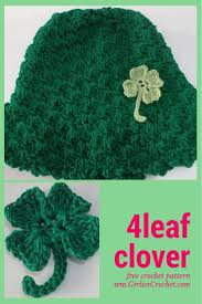 47 best crochet st patrick u0027s day images on pinterest free
