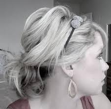 hair with headband 15 totally pretty ways to wear a headband