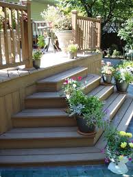 Backyard Deck Pictures by 130 Best Deck Steps Porch Steps And Other Ideas For Outdoor
