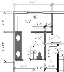 and bathroom layouts master bath closet layout