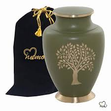 cremation tree tree of brass cremation urn memorials4u