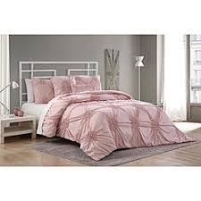 Blush Pink Comforter Comforter Sets Bedding Sets Kmart