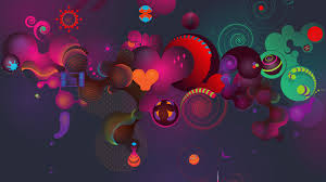 abstract 3d wallpaper for walls with id 1886 desktop