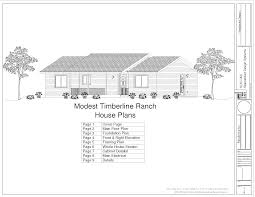 what size paper are blueprints printed on ranch house plans sds plans
