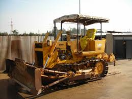 bulldozer pale cingolate