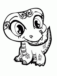 coloring pages cute baby animals coloring home