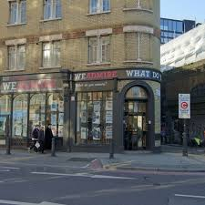 Curtain Street Shoreditch Dominion Shoreditch Commercial Property Agents