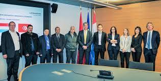 chambre luxembourg visite d une délégation tunisienne au luxembourg chambre de commerce