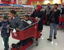 target black friday photos go behind the scenes with ceo brian cornell as target kicks off