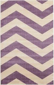 Girls Area Rugs Decorating Purple Chevron Area Rug In Girls Bedroom Ideas Plus