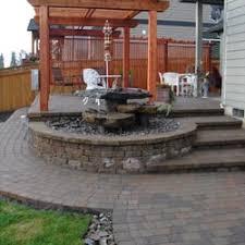 landscaping vancouver wa boulder falls landscape 16 photos landscaping 15504 ne 62nd