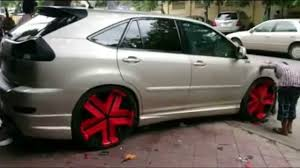 lexus wheels color car rims full wrap decal racing sticker full rim to red of colors