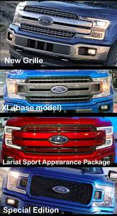 all the 2018 ford f 150 grilles explained 51st state autos