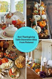 Thanksgiving Table Decor Ideas by 28 Best Best Thanksgiving Table Decoration Ideas Images On