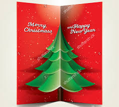 pop up christmas cards 22 creative greeting card designs free premium templates