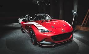 mazdas 2016 the full 360 view mazda u0027s 2016 mx 5 miata cup race car in the