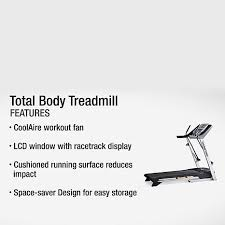 Total Sports America Bench Tony Little Air Trac Total Body Treadmill With 2 Workout Dvds