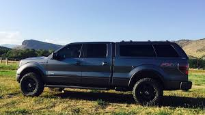 Ford Raptor Truck Shell - show me your bed toppers camper shells ford f150 forum