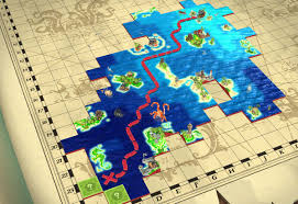Pirates Map Plunder Pirates Mobile Game Review Pop Critica