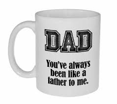 fathers day mug you ve always been like a to me gift mug neurons