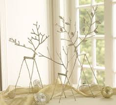 how to make pottery barn twig reindeer thelotteryhouse