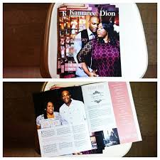 magazine wedding programs real weddings zcurlettevents page 2