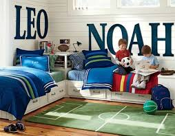 boy bedroom decorating ideas 50 sports bedroom ideas for boys ultimate home popular soccer decor