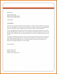 microsoft word business letter template mail merge letter template