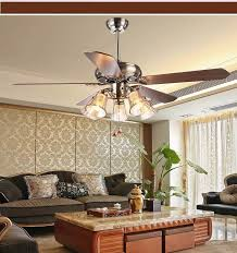 Aliexpresscom  Buy Ceiling Fan Light Living Room Antique Dining - Ceiling fan dining room
