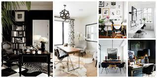 bloggers u0027 office decor glam white versus mysterious dark u2013 the