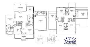 camden floor plan model homes stonehill builders northern virginia