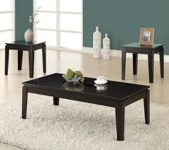 Glass Table Sets For Living Room by Coffee Table Sensational Blacke Table Sets Photo Design