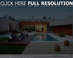 architectures modern home plans with pool swimming pool house