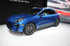 porsche yellow bird new porsche macan poised to be a seller driving