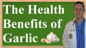 The Health Barn The Health Benefits Of Garlic A Review Of The Evidence Youtube