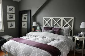 chambre violet et beige 1001 idées pour la décoration d une chambre gris et violet