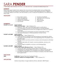 legal assistant resume cover letter legal cover letters attorney