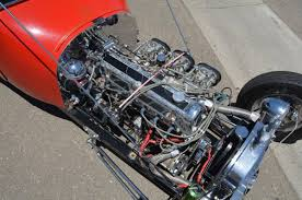 nissan pickup custom dodge pickup rod with a nissan l series inline six u2013 engine