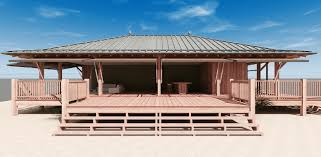 Maison En Bois Cap Ferret Construction Extension Et Rénovation De Villa De Luxe à Arcachon