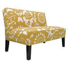 livingroom bench a living room bench gerber loveseat by target furniture finds