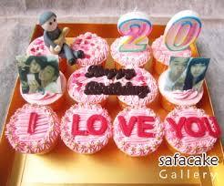 cupcakes for boyfriend u2013 idée d u0027image de gâteau