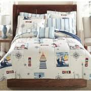 Starfish Comforter Set Cora Blue Tropical Quilt Coral Starfish And Seashells