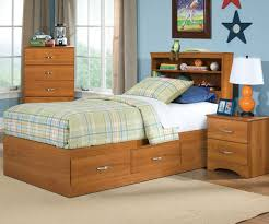 Captains Bed Twin Captain Bed With 3 Drawers