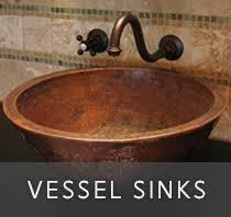 Hammered Copper Bathroom Sink Copper Kitchen U0026 Copper Farmhouse Sinks Copper Sinks Online